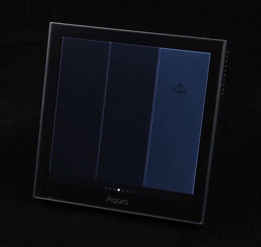 Режим сенсорного выключателя Aqara Xiaomi