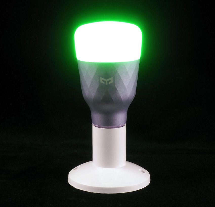 Как светит лампочка