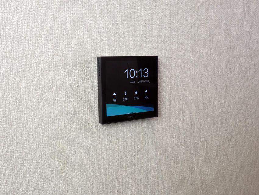 Отзыв про Aqara Smart panel S1
