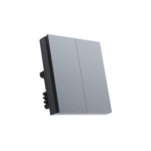 Двухкнопочный выключатель Aqara H1