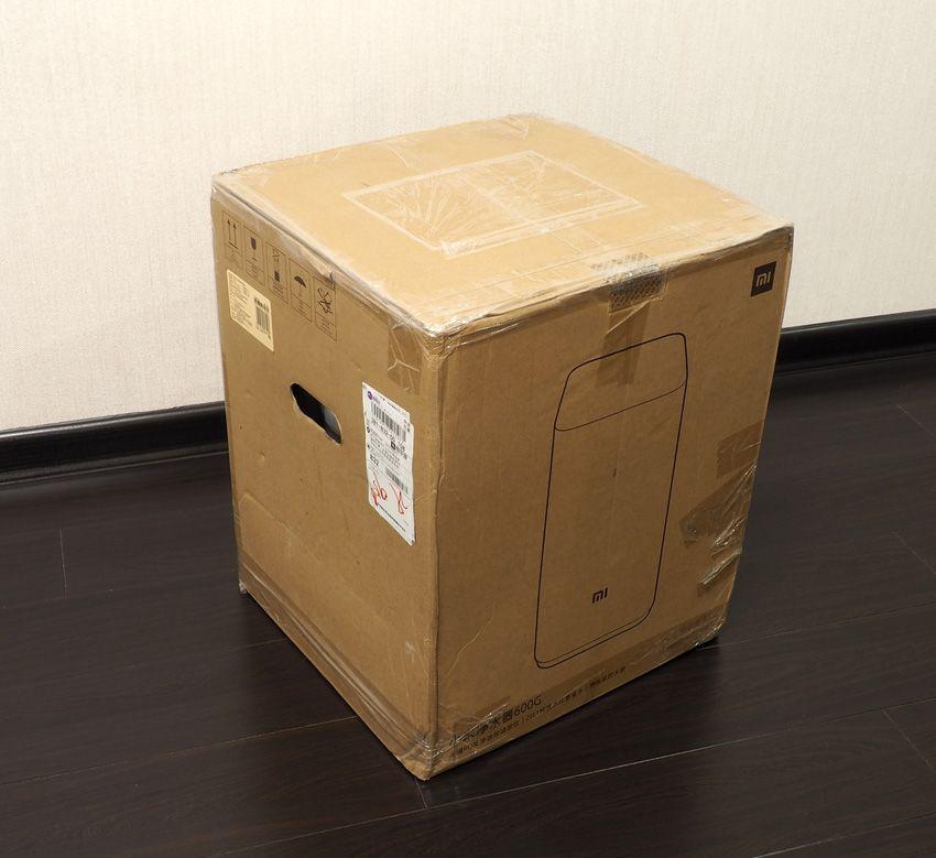 Коробка от очистителя